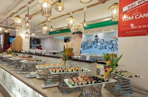 buffet ganh palace