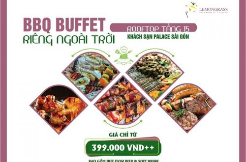2021 lemongrass buffet BBQ